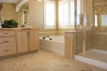 Bathroom Tile cleaning Services