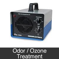 Commercial Odor / Ozone Treatment